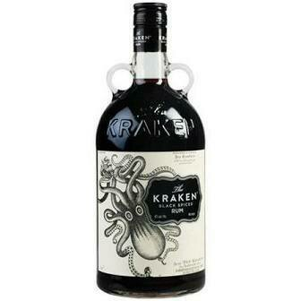 Kraken Black Spiced Rum 94 Proof   1.75 L