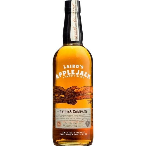 Laird's Straight Apple Brandy | 750 ML