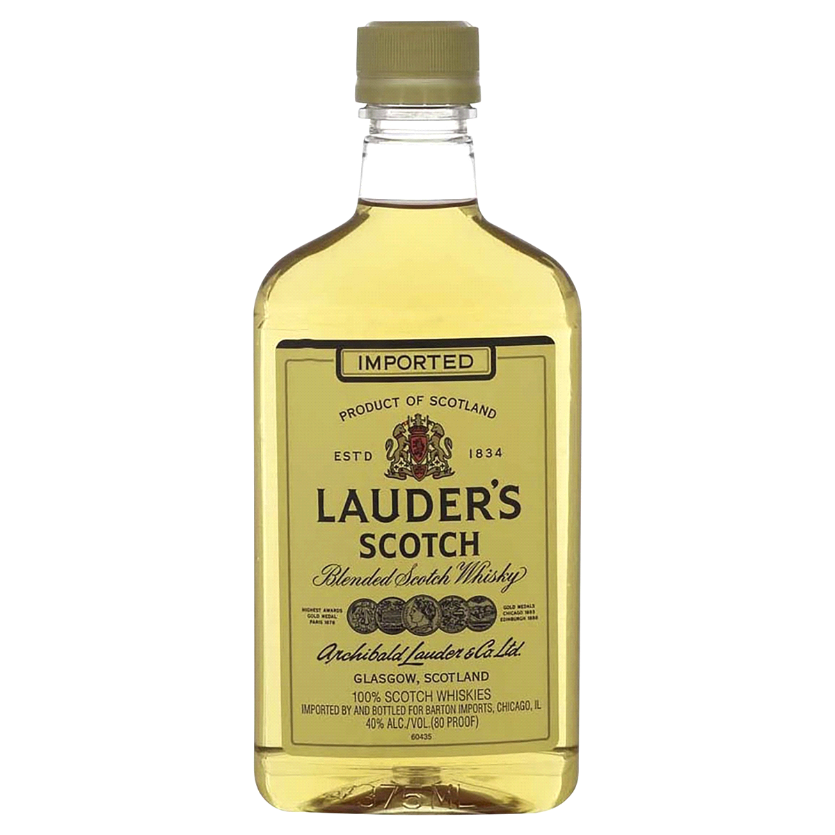 Lauder's Scotch   375 ML
