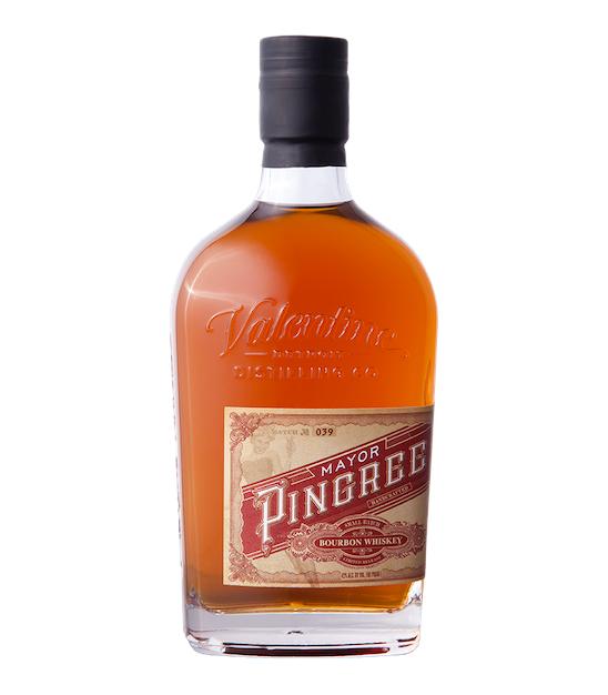 Mayor Pingree Red Label Bourbon   750 ML