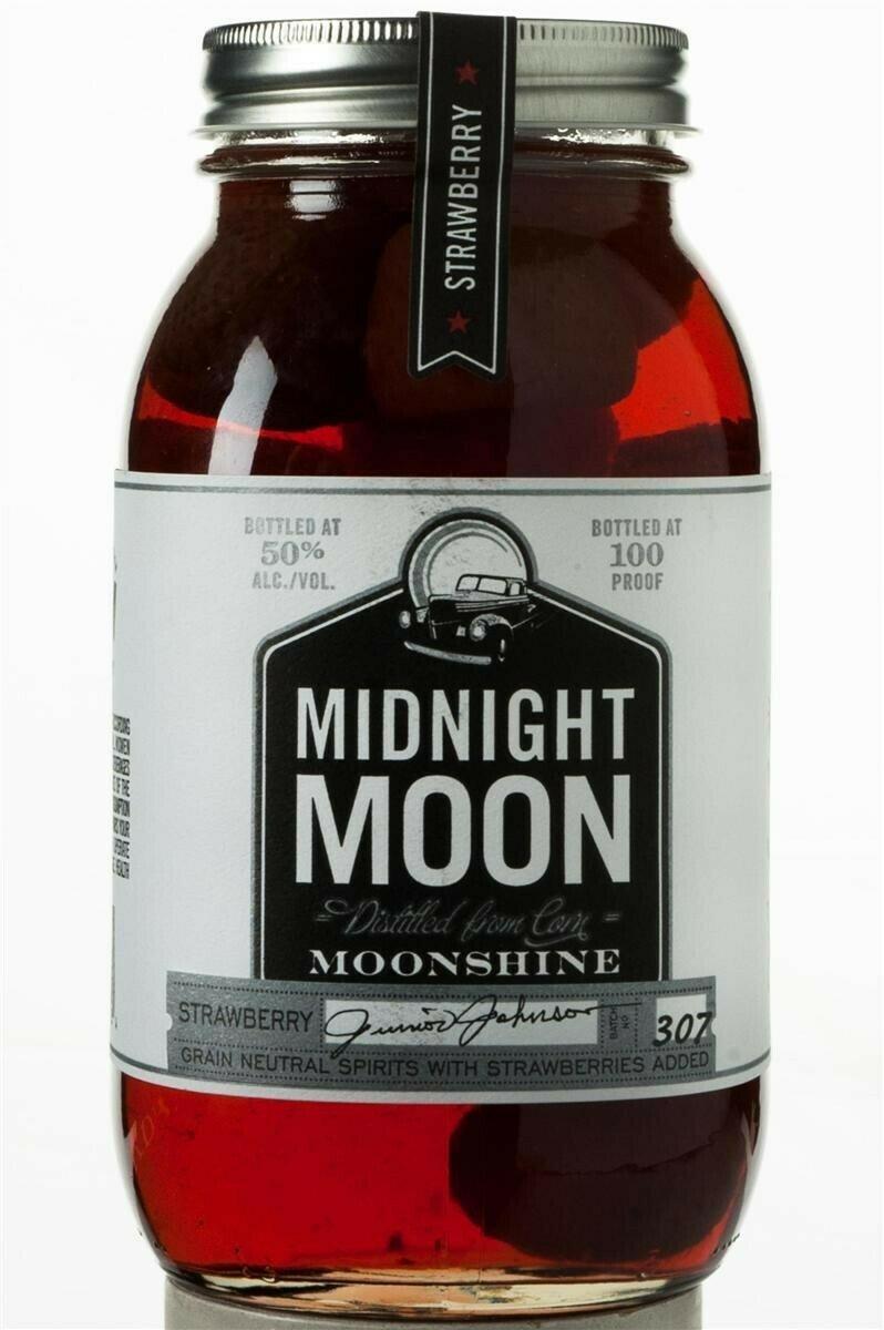 Midnight Moon Strawberry | 750 ML