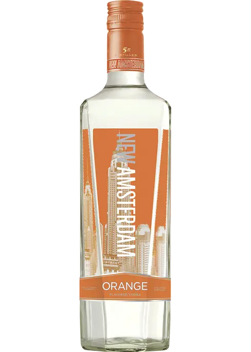 New Amsterdam Orange   750 ML