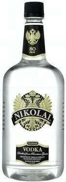 Nikolai Vodka | 1.75 L