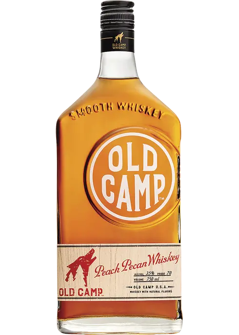 Old Camp Peach Pecan Whiskey | 750 ML