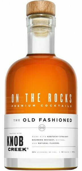 On The Rocks The Old Fashioned | 375 ML