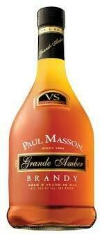 Paul Masson Grande Amber VS   750 ML