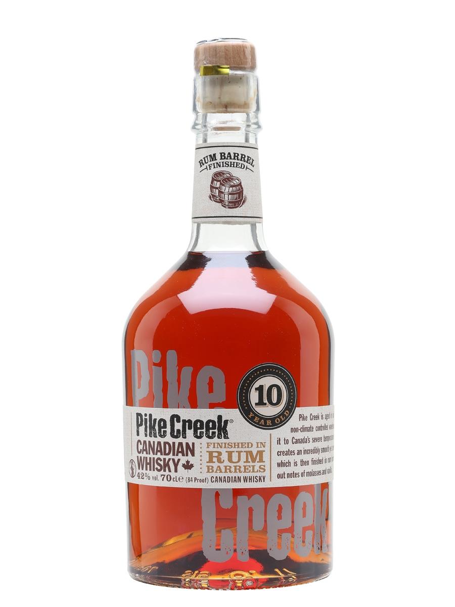 Pike Creek 10 Year | 750 ML