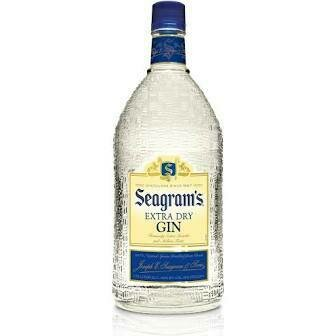 Seagram's Extra Dry Gin - Plastic | 1.75 L