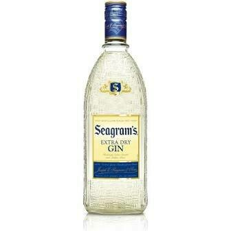 Seagram's Extra Dry Gin - Plastic | 750 ML