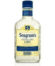 Seagram's Extra Dry Gin | 200 ML