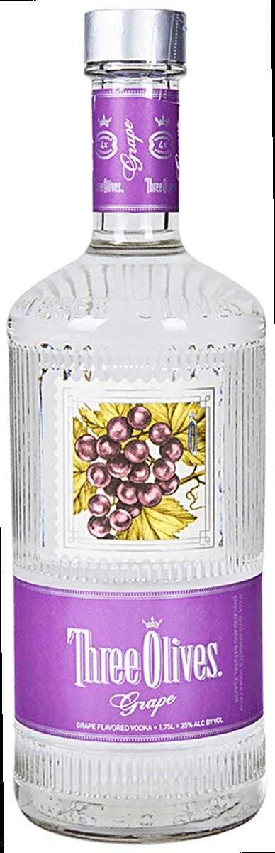 Three Olives Grape   1.75 L