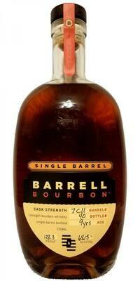 Barrell Bourbon Single Barrel | 750 ML