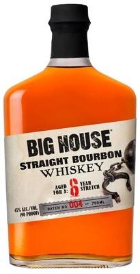 Big House Straight Bourbon Whiskey | 750 ML