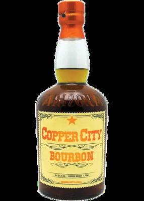 Copper City Bourbon   750 ML