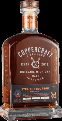 Coppercraft Straight Bourbon   750 ML