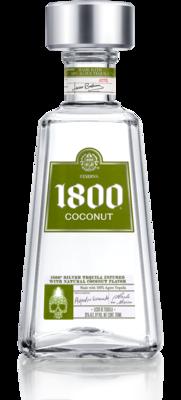 1800 Coconut Silver | 750 ML