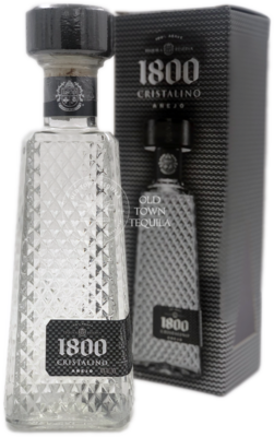 1800 Cristalino Anejo | 375 ML