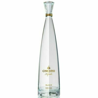 Cincoro Blanco Tequila | 750 ML