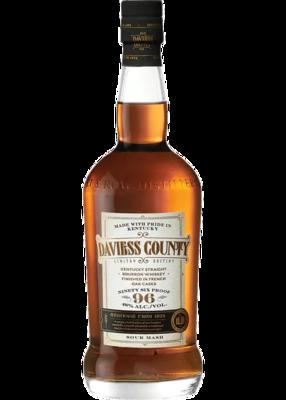 Daviess County French Oak Finished   750 ML