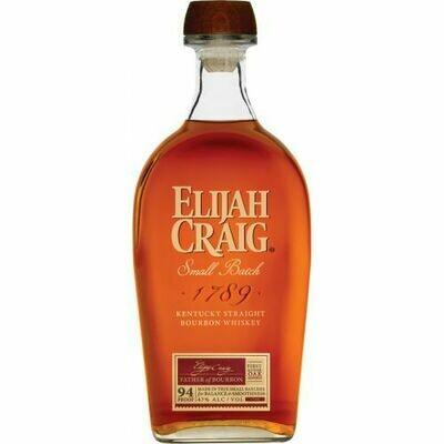 Elijah Craig Small Batch   375 ML