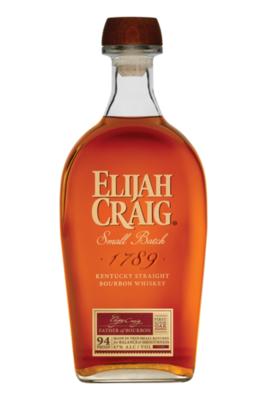 Elijah Craig Small Batch   750 ML