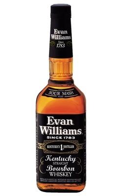 Evan Williams Black Label   750 ML