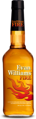 Evan Williams Fire   750 ML
