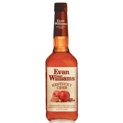 Evan Williams Kentucky Cider   750 ML