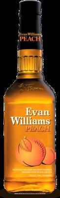 Evan Williams Peach   375 ML