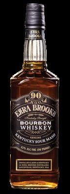 Ezra Brooks Bourbon 99 Proof   750 ML