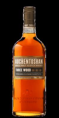 Auchentoshan Three Wood | 750 ML