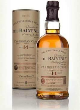 Balvenie 14 Year Caribbean Cask | 750 ML