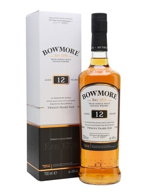 Bowmore 12 Year | 750 ML