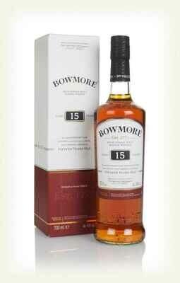 Bowmore 15 Year | 750 ML