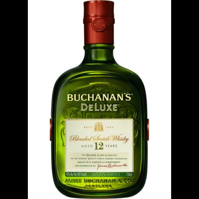 Buchanan's 12 Year Deluxe | 750 ML