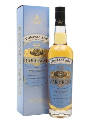 Compass Box Oak Cross | 750 ML