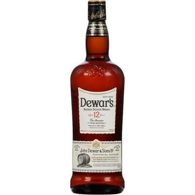 Dewar's 12 Year Special Reserve | 750 ML