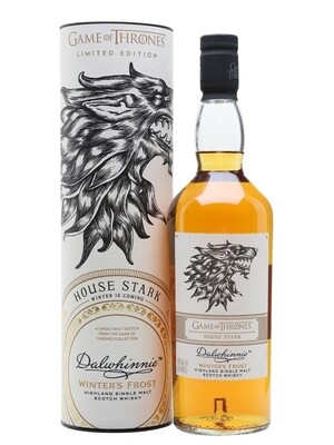 Game Of Thrones House Stark Dalwhinnie Winter's Frost | 750 ML