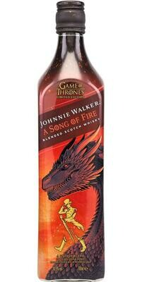 Game of Thrones Johnnie Walker A Song Of Fire | 750 ML