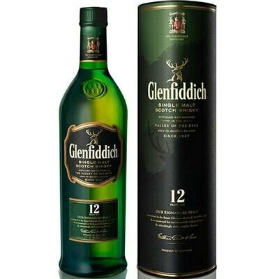 Glenfiddich 12 Year | 1 L