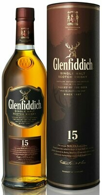 Glenfiddich 15 Year Solera | 750 ML