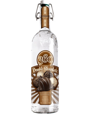 360 Double Chocolate Vodka | 750 ML