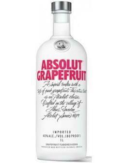 Absolut Grapefruit | 750 ML