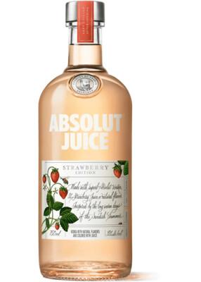 Absolut Juice Strawberry | 375 ML