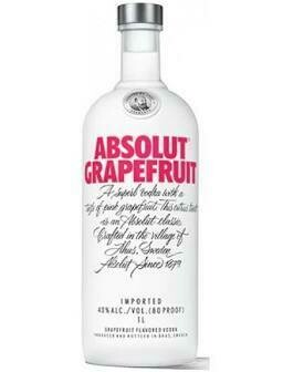 Absolut Grapefruit | 375 ML