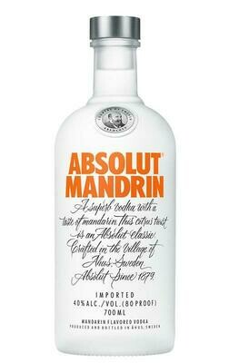 Absolut Mandrin | 375 ML