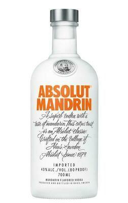 Absolut Mandrin | 750 ML