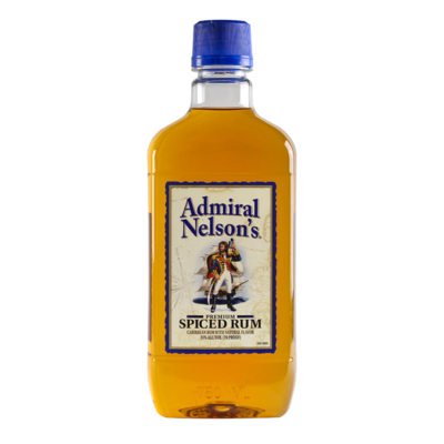 Admiral Nelson's Spiced | 375 ML