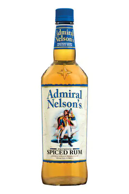 Admiral Nelson's Spiced | 750 ML