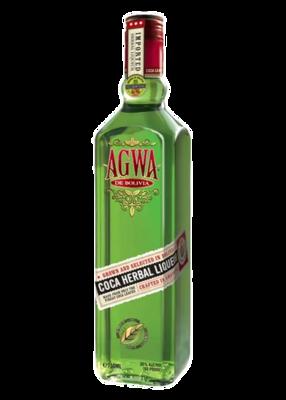 Agwa De Bolivia Coca Leaf Liqueur   750 ML